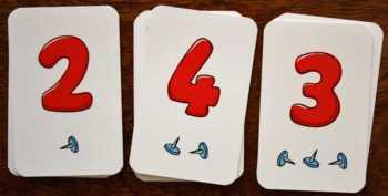 Punkte aus drei Durchgängen addieren