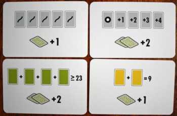 Die Aufgabenkarten in Tausch Rausch