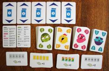 Spielkarten vom Tausch Rausch