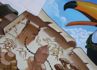 Trails of Tucana Spiel von Pegasus.
