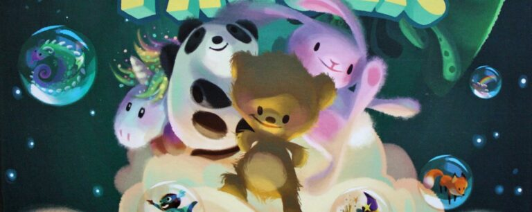 Traumfänger Kinderspiel von Space Cow.