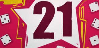 Twenty One 21 Würfelspiel von NSV.