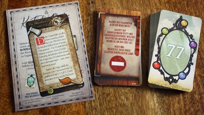 Unlock! Mystery Adventures: Die Abenteurer von Oz
