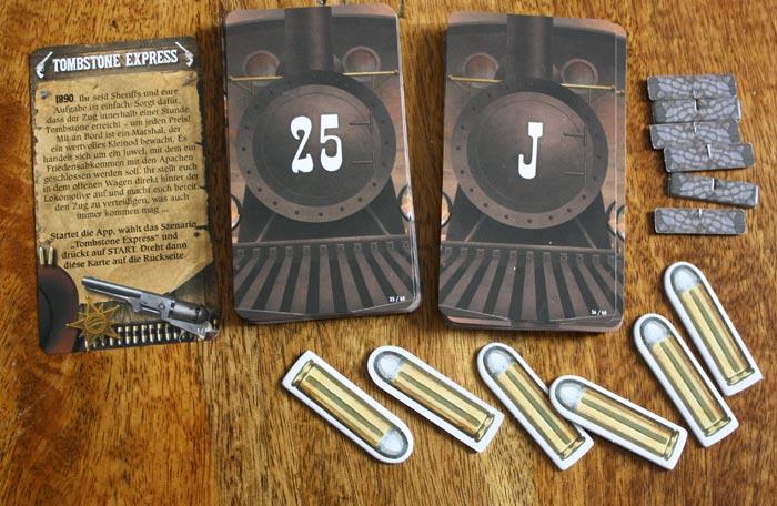 Unlock! Mystery Adventures: Tombstone Express