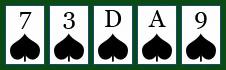 Poker: Flush