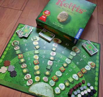 Spielzubehör von Keltis.