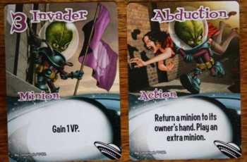 Die Aliens lieben es ihre Spielchen mit den Menschen zu veranstalten.