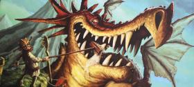 Die Drachenzähne