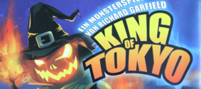 King of Tokyo – Halloween (Erweiterung)