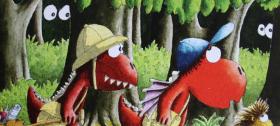 Der kleine Drache Kokosnuss – Ausflug ins Abenteuer