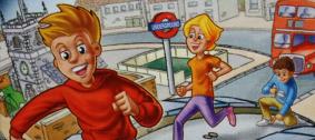 Tiptoi®-Spiel: Die Englisch-Detektive
