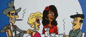 Café International – Spiel des Jahres 1989